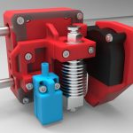Cabezal impresora 3D