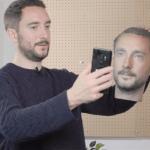 Cabeza impresa en 3D para desbloquear móviles (www.3d-work.es)
