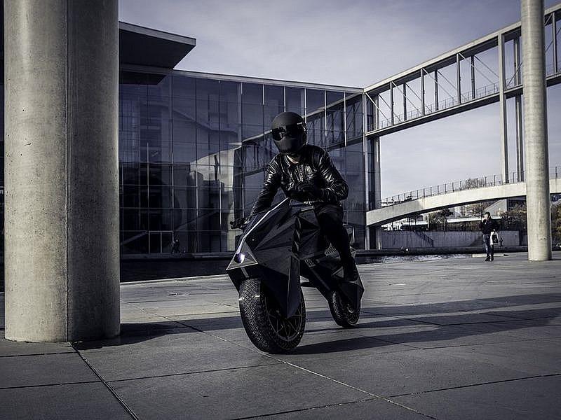 Nera, primera moto impresa 3D