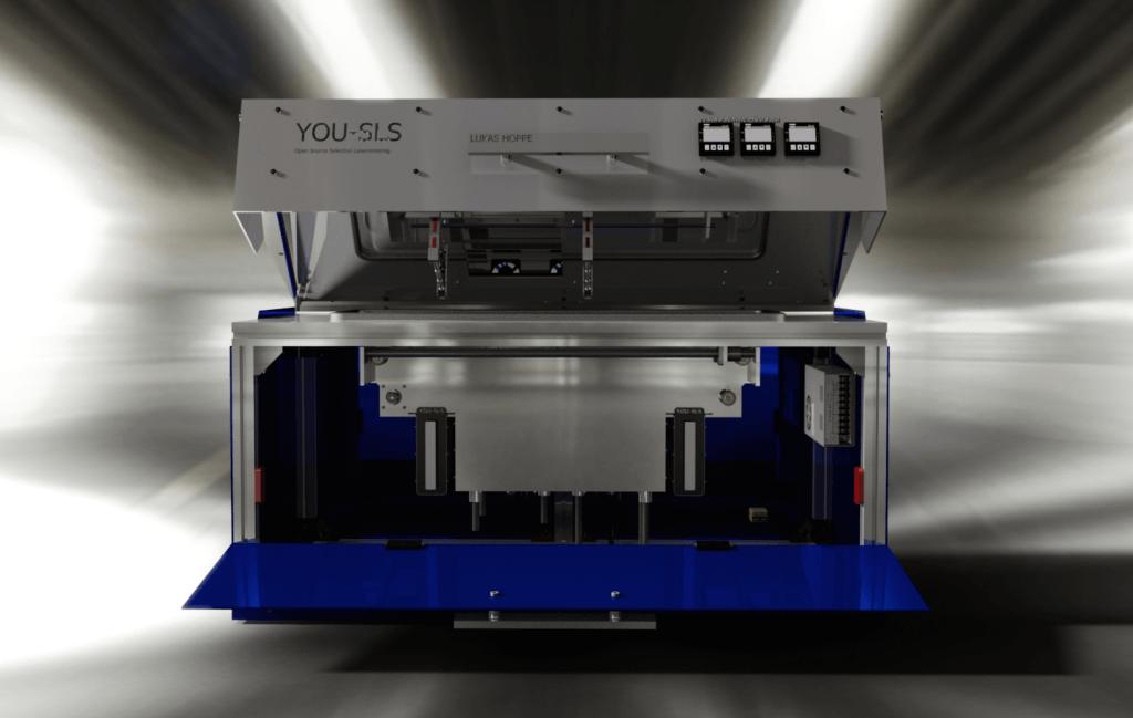 Impresora SLS (3dwork.io)