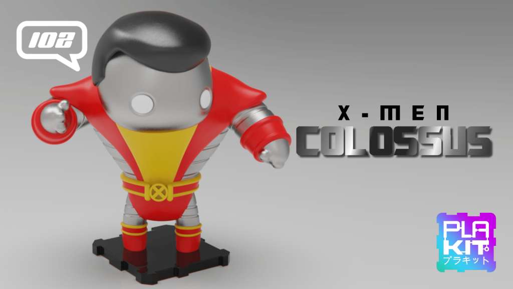 Colossus STL (3d-work.es)