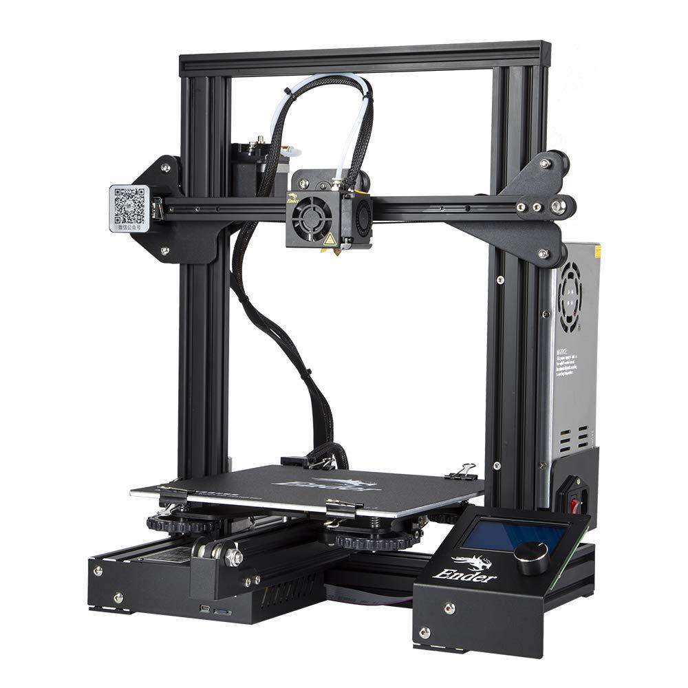 Las 10 mejores impresoras 3D baratas del 2019