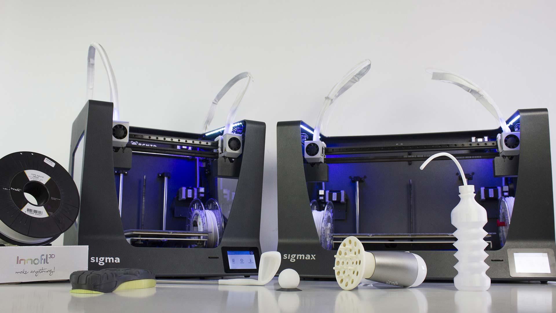 BCN3D publica los planos Open Source de impresoras Sigma R19 y SigmaX R19