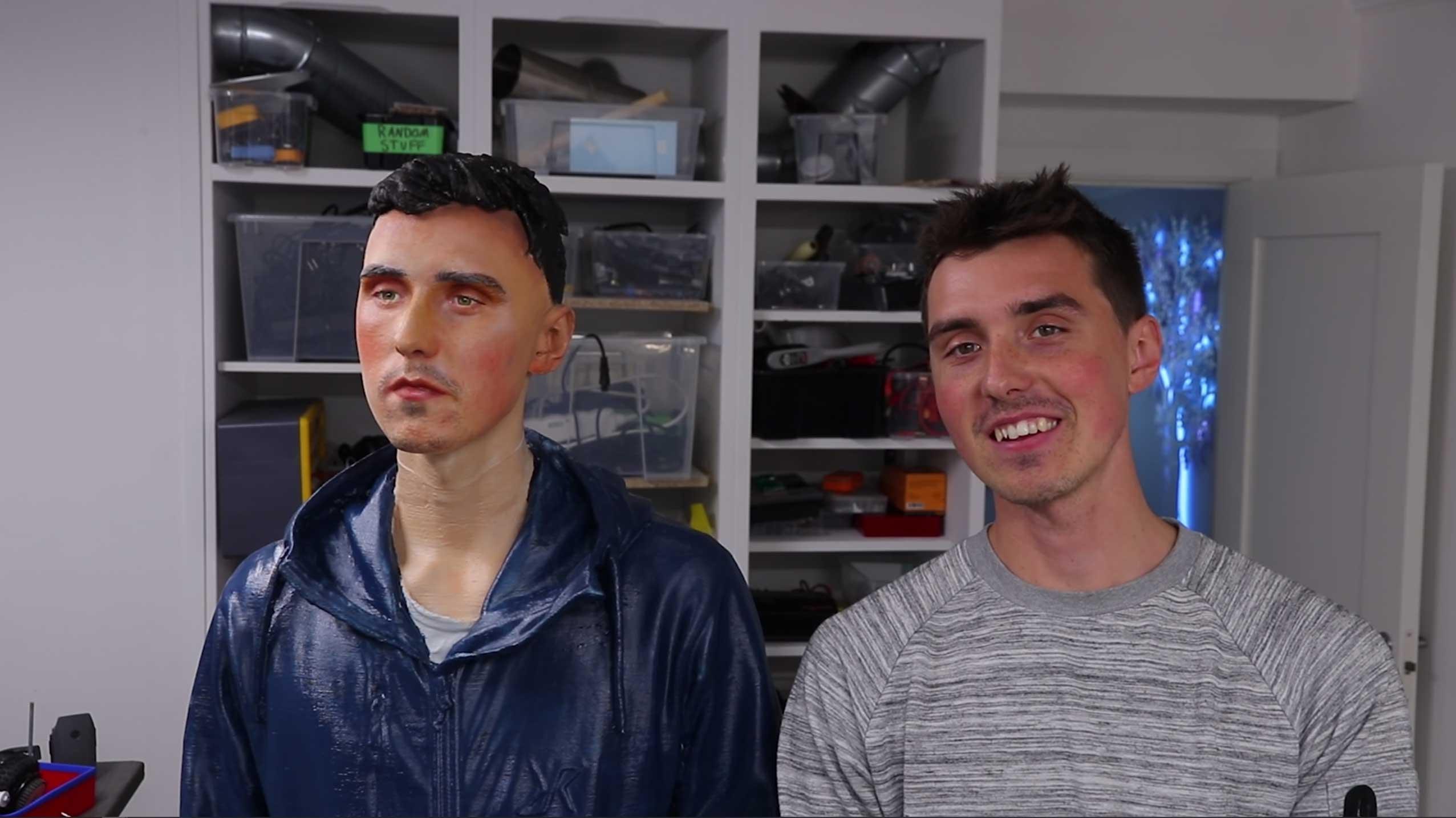 Como imprimir tu gemelo idéntico en 3D