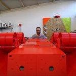 Imprimir un tanque funcional en 3D ya es posible