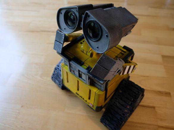 Wall-E: Crea tu propia réplica con Raspberry Pi, Arduino e impresión 3D