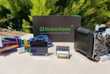 Motores Closed-loop: Makerbase MKS Servo 42b (Review)