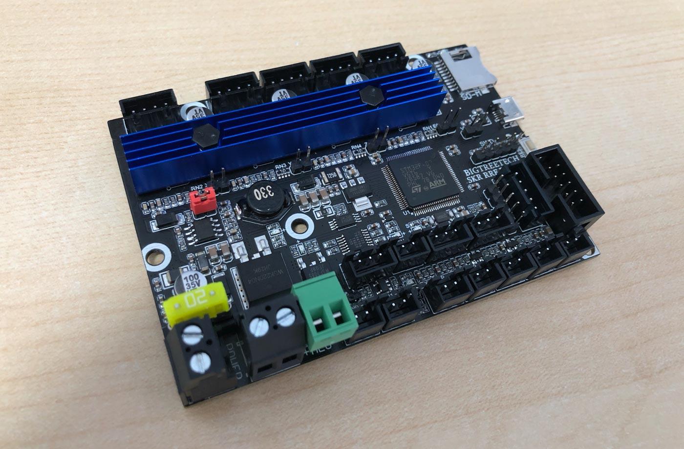 SKR RRF E3 V1.0 board